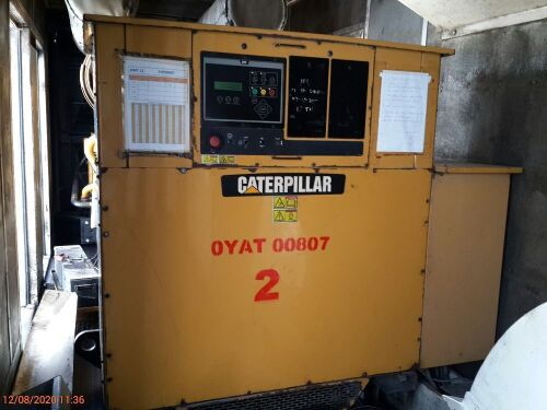 Used - 2012 Caterpillar 3516 B Sound Proof 2000 KVA - 0YAT00807 (Depo Surabaya - Gresik, Jawa )