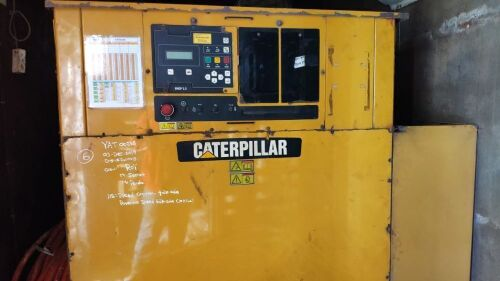 Used - 2010 Caterpillar 3516 B Sound Proof 2000 KVA - 0YAT00238 (Banjar Baru, Kalimantan )