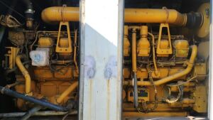 Used - 2012 Caterpillar 3516 B Sound Proof 2000 KVA - 0YAT00632 (Banjar Baru, Kalimantan ) - 6