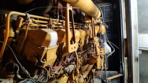 Used - 2012 Caterpillar 3516 B Sound Proof 2000 KVA - 0YAT00632 (Banjar Baru, Kalimantan ) - 9