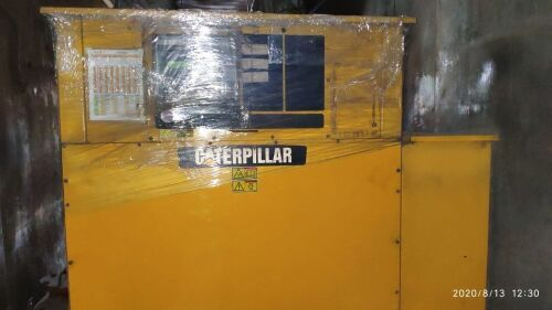 Used - 2012 Caterpillar 3516 B Sound Proof 2000 KVA - 0YAT00814 (Banjar Baru, Kalimantan )