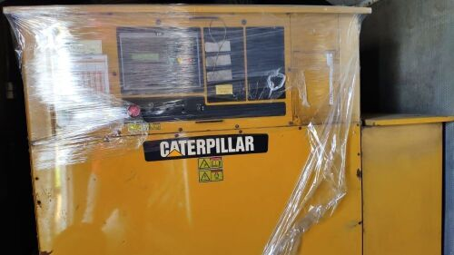 Used - 2012 Caterpillar 3516 B Sound Proof 2000 KVA - 0YAT00908 (Banjar Baru, Kalimantan )