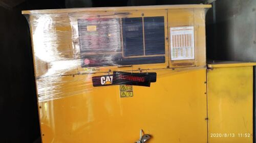 Used - 2012 Caterpillar 3516 B Sound Proof 2000 KVA - 0YAT00840 (Banjar Baru, Kalimantan )