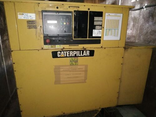Used - 2012 Caterpillar 3516 B Sound Proof 2000 KVA - 0YAT00836 (Dompu, Nusa Tenggara Barat )