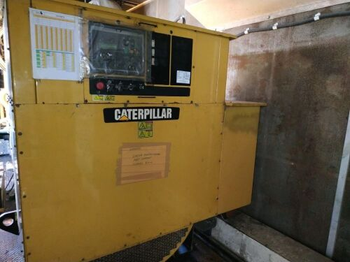 Used - 2012 Caterpillar 3516 B Sound Proof 2000 KVA - 0YAT00874 (Dompu, Nusa Tenggara Barat )