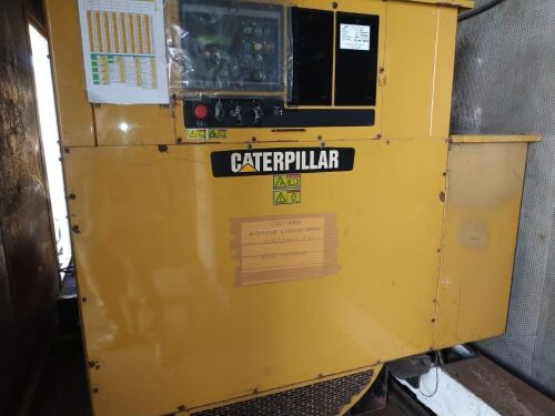Used - 2012 Caterpillar 3516 B Sound Proof 2000 KVA - 0YAT00891 (Dompu, Nusa Tenggara Barat )