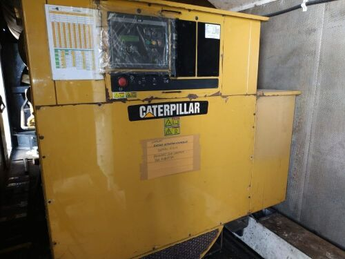 Used - 2012 Caterpillar 3516 B Sound Proof 2000 KVA - 0YAT00841 (Dompu, Nusa Tenggara Barat )