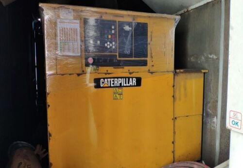 Used - 2010 Caterpillar 3516 B Sound Proof 2000 KVA - 0YAT00234 (Banjar Baru, Kalimantan )