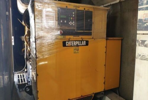 Used - 2012 Caterpillar 3516 B Sound Proof 2000 KVA - 0YAT00632 (Banjar Baru, Kalimantan )