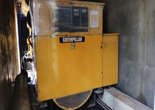 Used - 2012 Caterpillar 3516 B Sound Proof 2000 KVA - 0YAT00819 (Banjar Baru, Kalimantan )