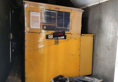Used - 2012 Caterpillar 3516 B Sound Proof 2000 KVA - 0YAT00824 (Banjar Baru, Kalimantan )