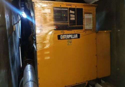 Used - 2012 Caterpillar 3516 B Sound Proof 2000 KVA - 0YAT00887 (Banjar Baru, Kalimantan )