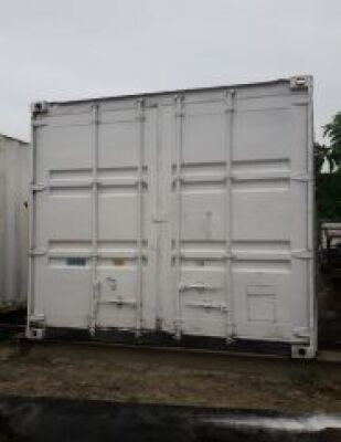 Used - 1999 Caterpillar 3516XQ Sound Proof 1530 KVA - 025Z06636 (Depo Balikpapan, Kalimantan )