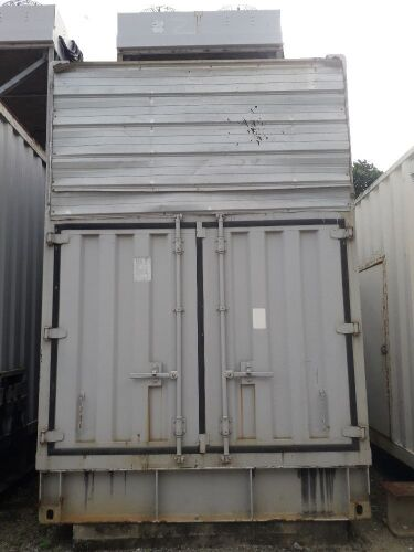 Used - 2012 Doosan-MAN 9L 21/31 Sound Proof 2350 KVA - 2131007 (Depo Balikpapan, Kalimantan )