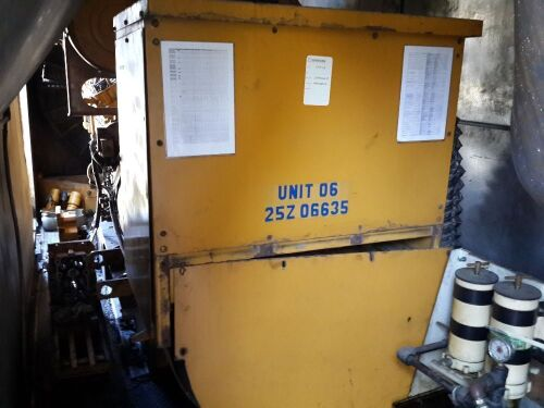 Used - 1999 Caterpillar 3516XQ Sound Proof 2000 KVA - 025Z06635 (Depo Surabaya - Gresik, Jawa )