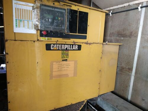 Used - 2012 Caterpillar 3516 B Sound Proof 2000 KVA - 0YAT00821 (Dompu, Nusa Tenggara Barat )