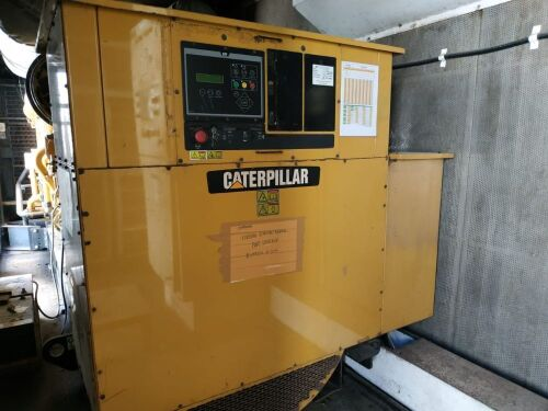 Used - 2012 Caterpillar 3516 B Sound Proof 2000 KVA - 0YAT00833 (Dompu, Nusa Tenggara Barat )