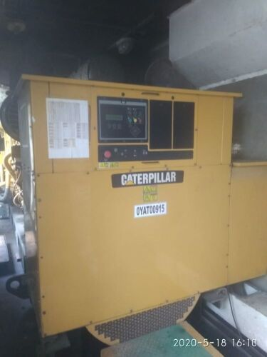 Used - 2012 Caterpillar 3516 B Sound Proof 2000 KVA - 0YAT00915 (Petung, Kalimantan )