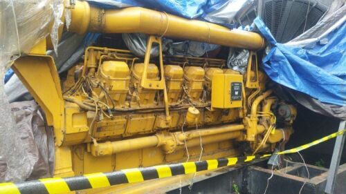 Used - 2003 Caterpillar 3516 B Open Type 2000 KVA - 0FDN01281 (Waena, Papua )