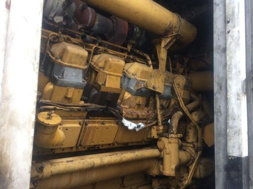 Used - 1999 Caterpillar 3516XQ Sound Proof 2000 KVA - 025Z06503 (Depo Surabaya - Gresik, Jawa )